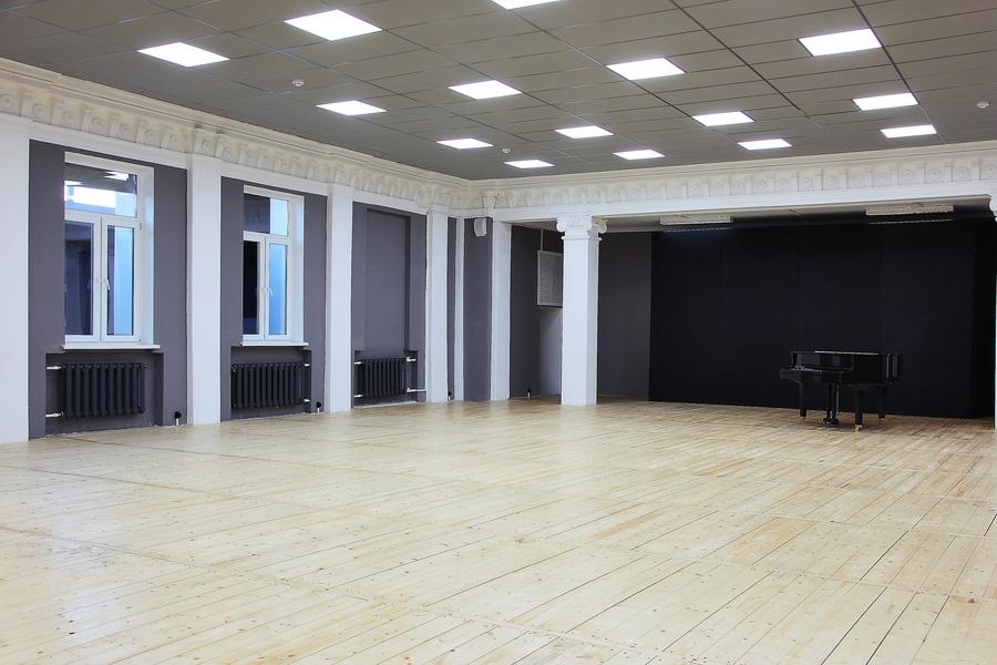 Малые залы Дворца на Яузе,